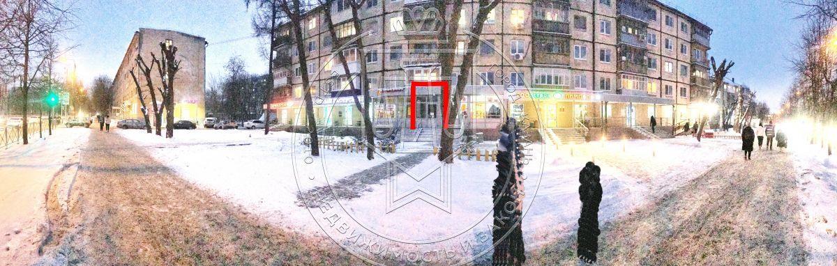 Аренда  помещения свободного назначения Космонавтов ул, 8