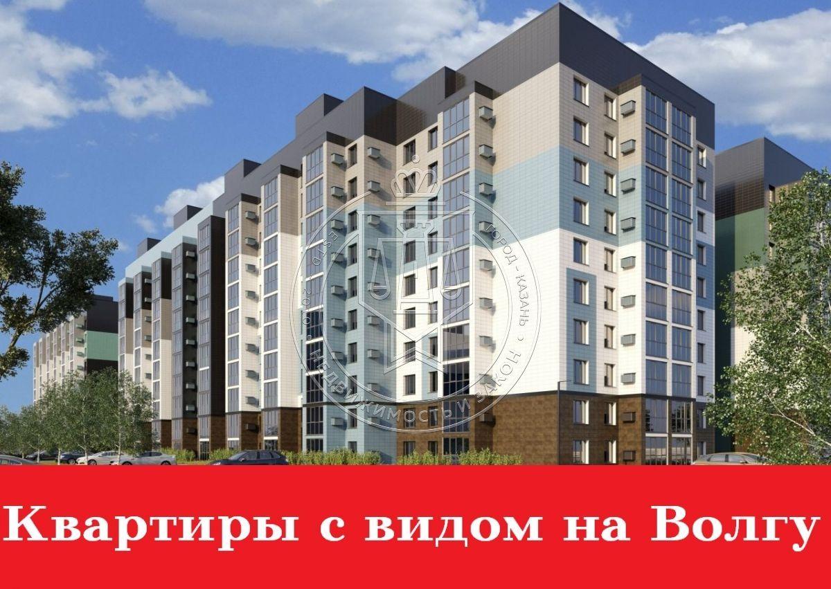 Продажа 1-к квартиры Портовая ул, 2.2.
