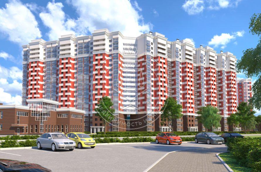 Продажа 3-к квартиры Баки Урманче ул, строение 17-2