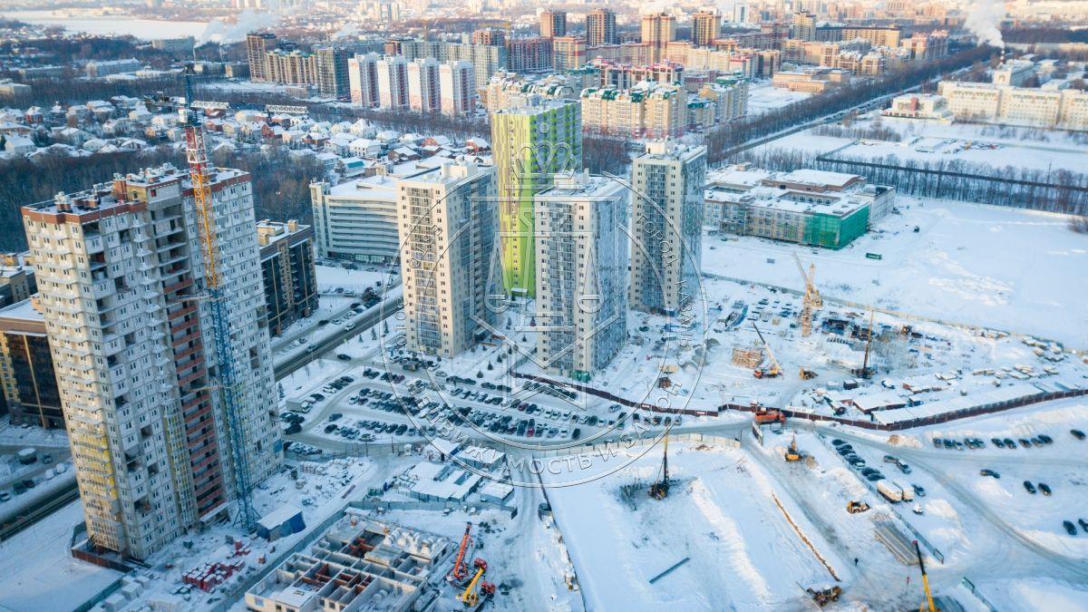 Продажа мн-к квартиры Оренбургский тракт, 2.4