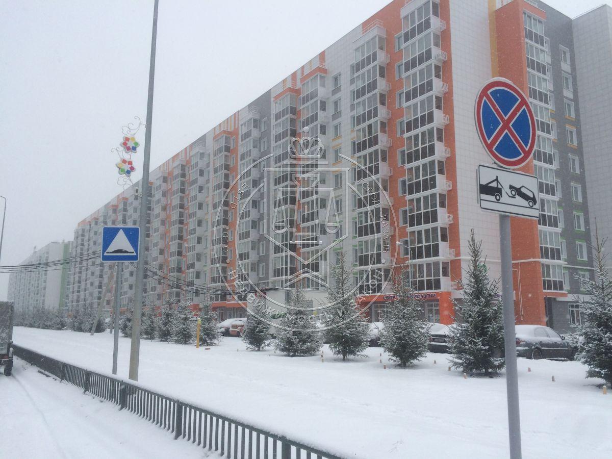 Продажа 2-к квартиры Азата Аббасова ул, 11