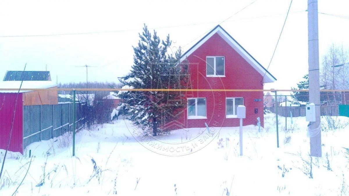 Продажа  дома Высокая Гора, ул.Джалиля