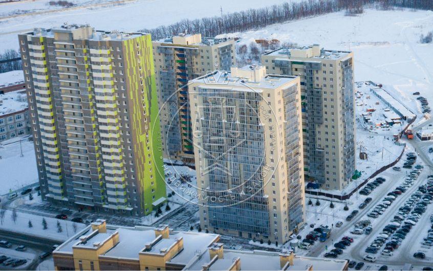 Продажа 1-к квартиры Рауиса Гареева ул, ул Рауиса 105/3