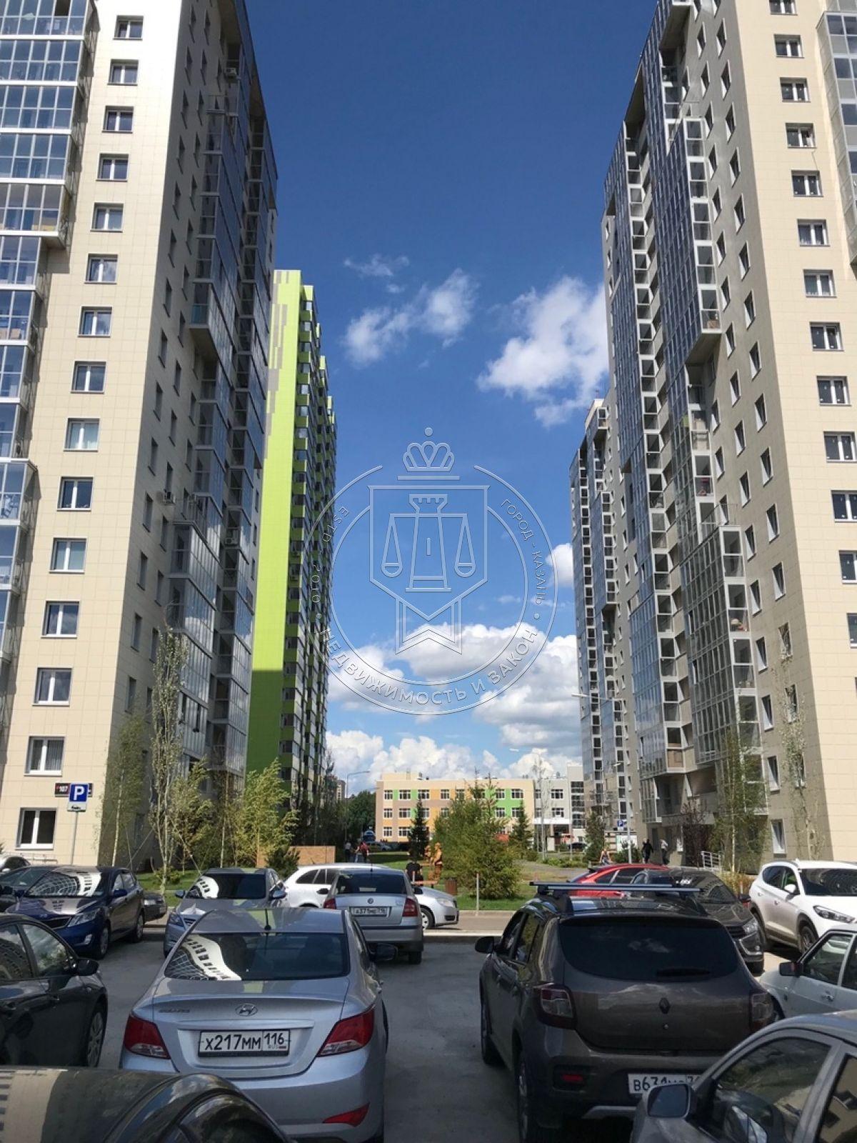 Продажа 1-к квартиры Рауиса Гареева ул, 3.2