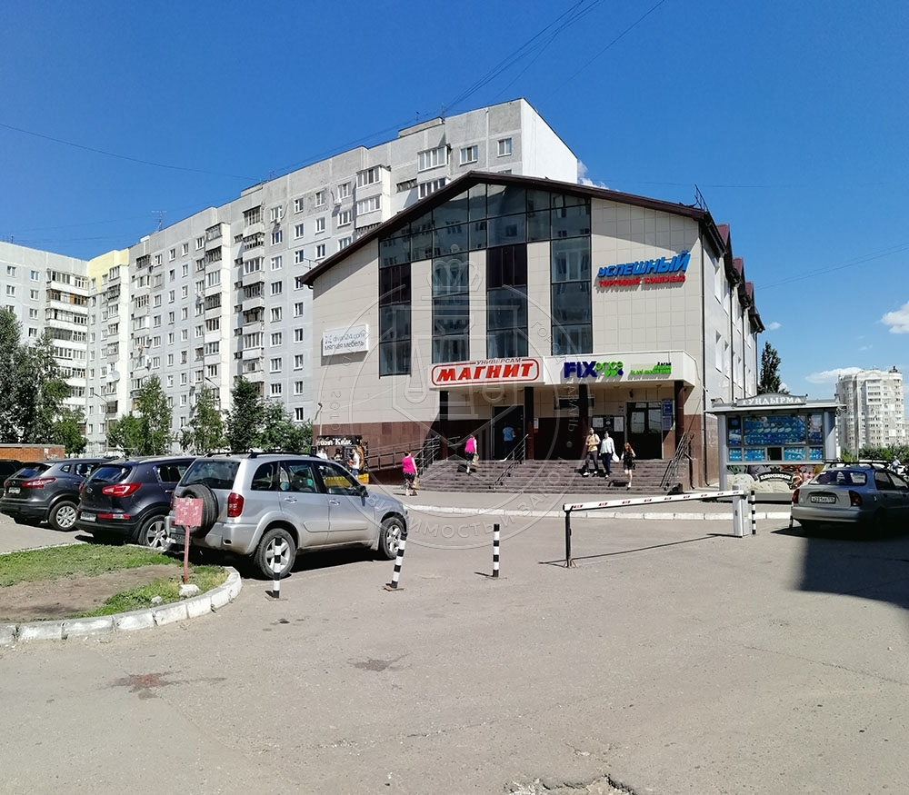 Продажа  помещения свободного назначения Юлиуса Фучика ул, 98а