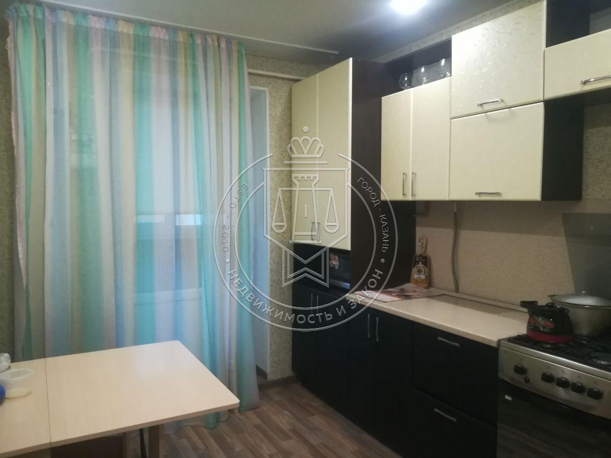 Продажа 1-к квартиры Габдуллы Тукая ул, 41