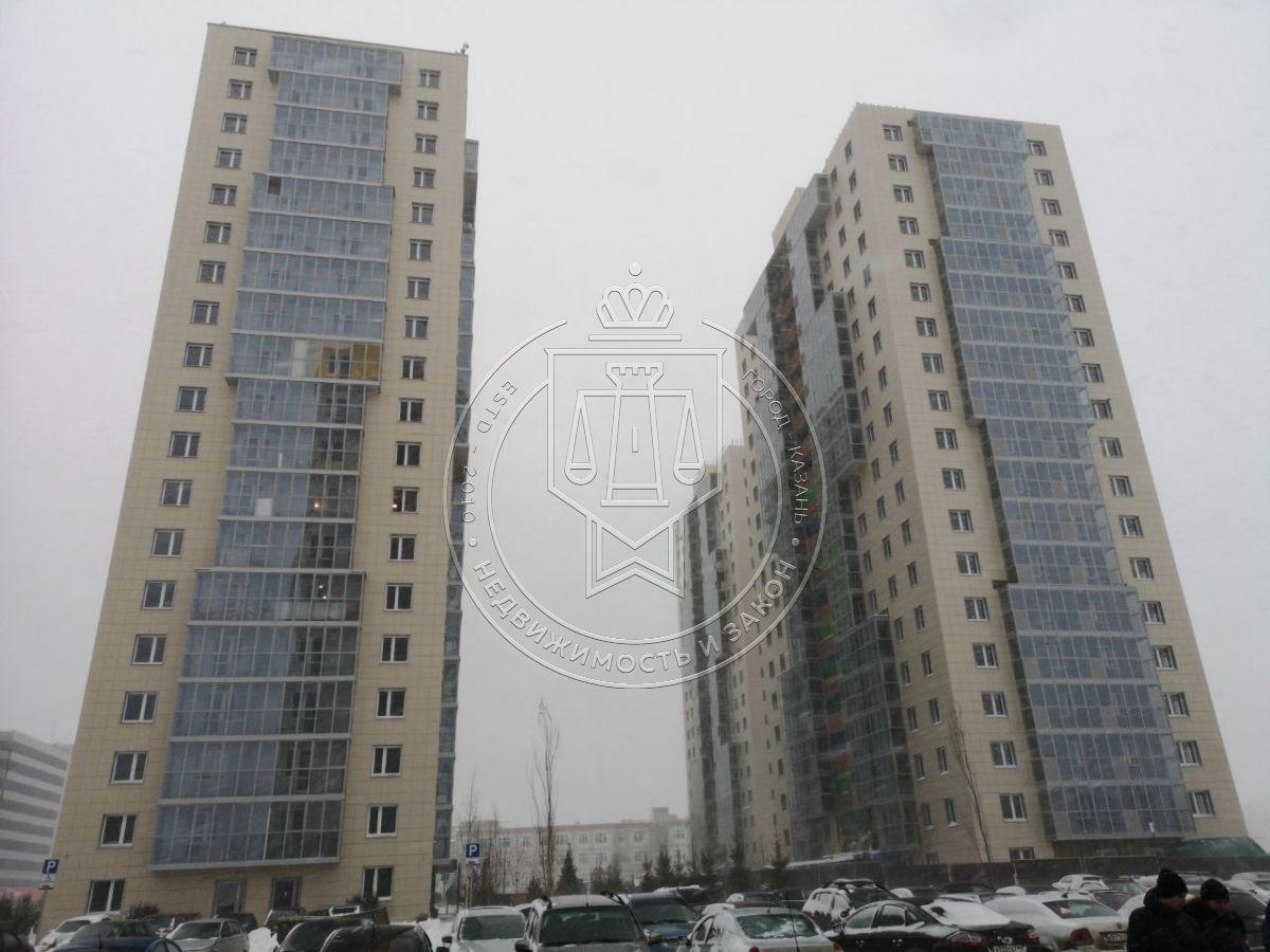Продажа 1-к квартиры Рауиса Гареева ул, 105