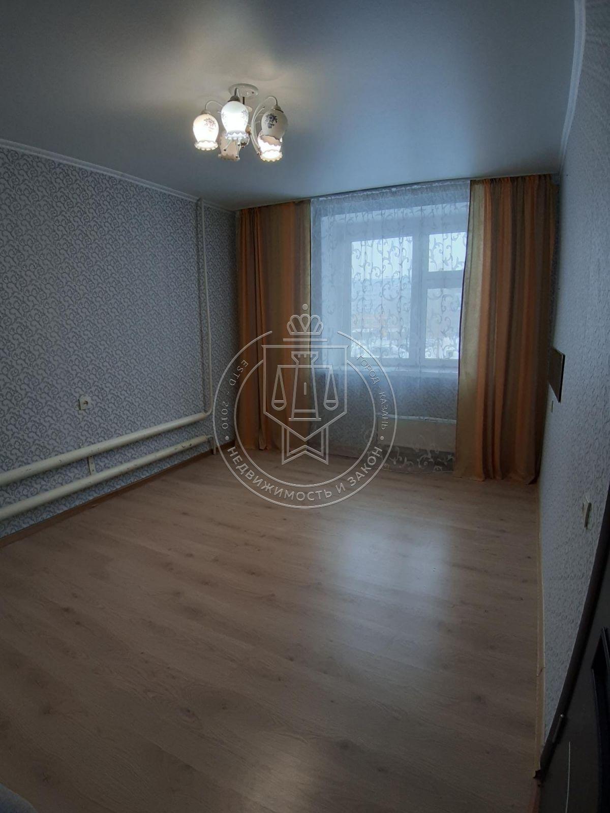 Продажа 1-к квартиры Ямашева пр-кт, 85