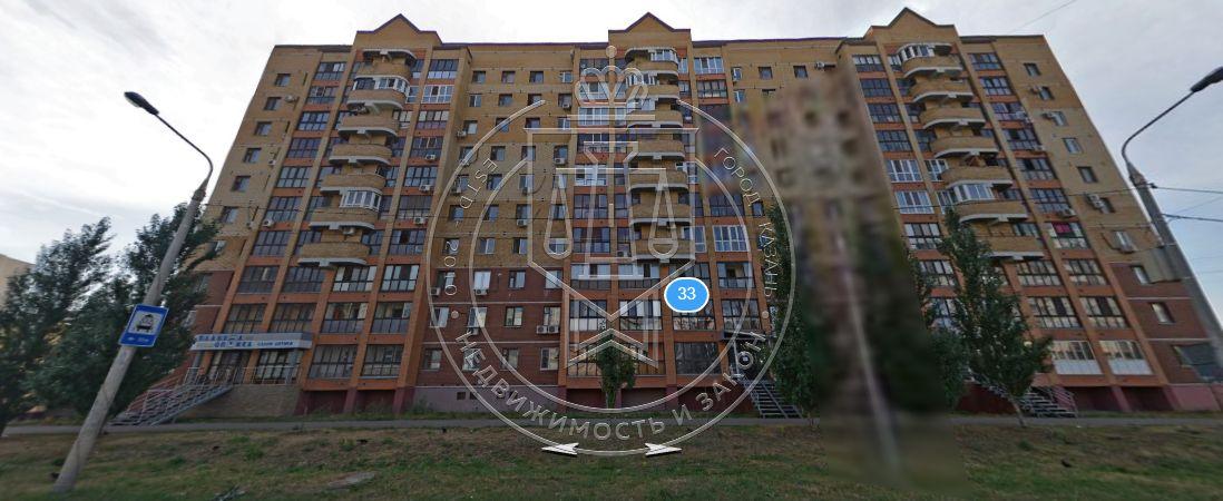 Продажа 2-к квартиры Бондаренко ул, 33
