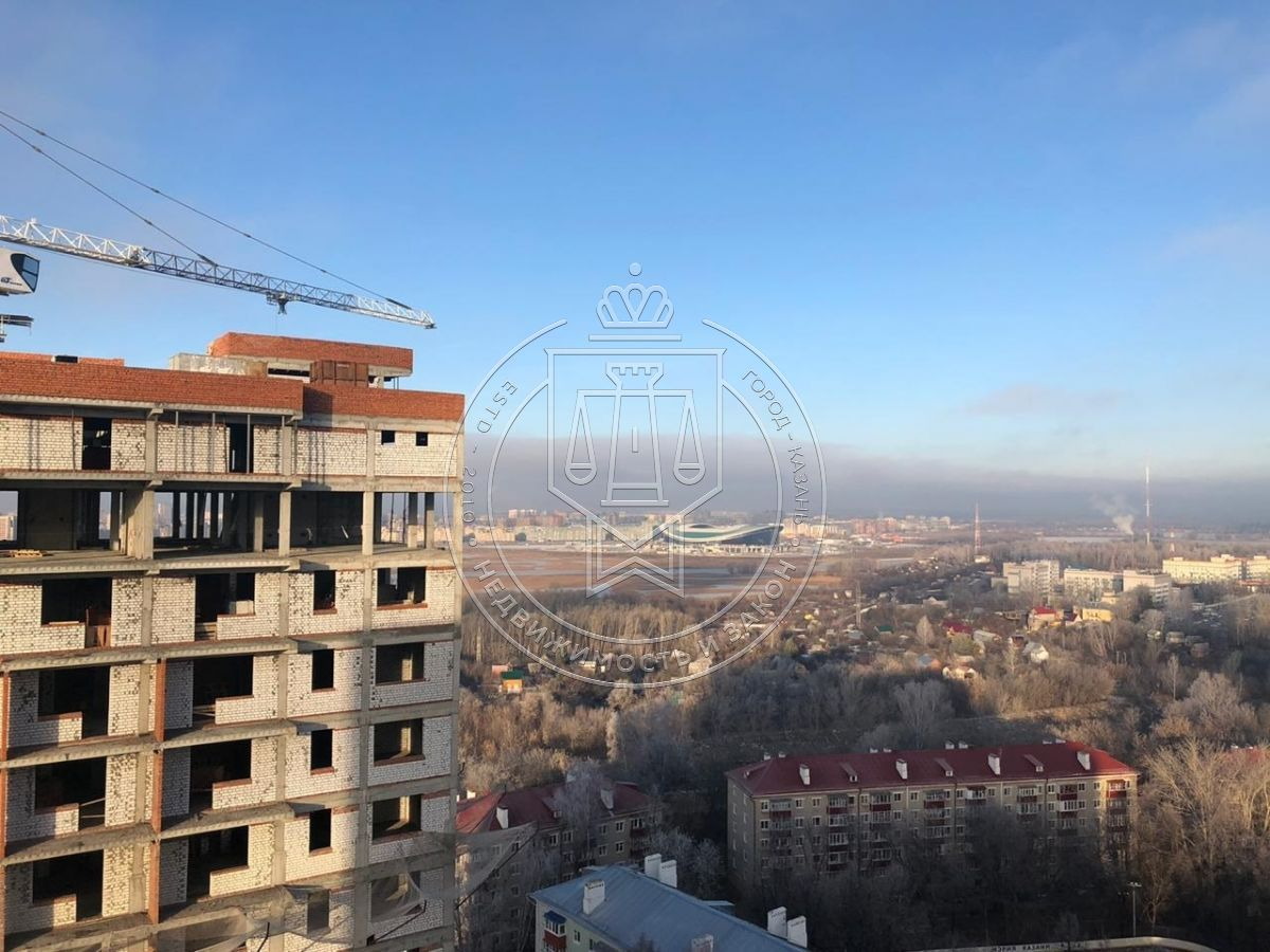 Продажа 2-к квартиры Бари Галеева ул, 3