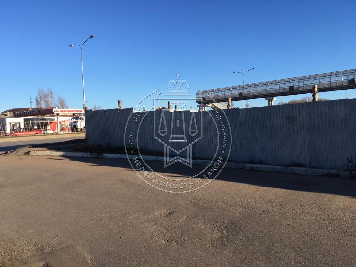 Продажа  участка Мамадышский тракт, 226