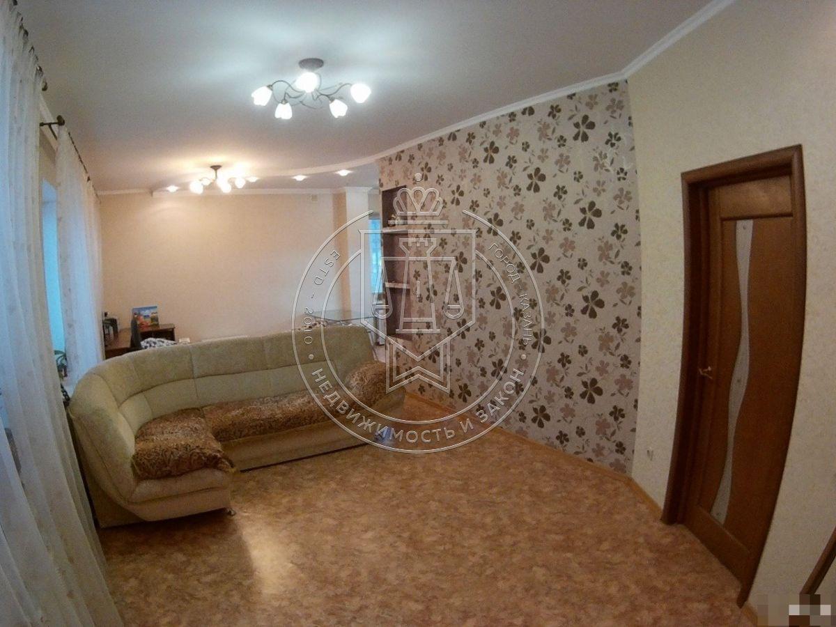 Продажа 2-к квартиры Габдуллы Тукая ул, 57