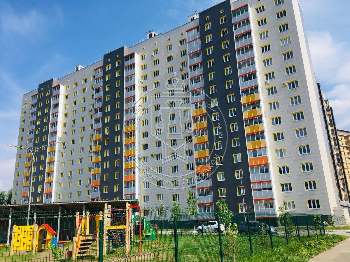 Продажа 2-к квартиры Натана Рахлина ул, строение 15.1