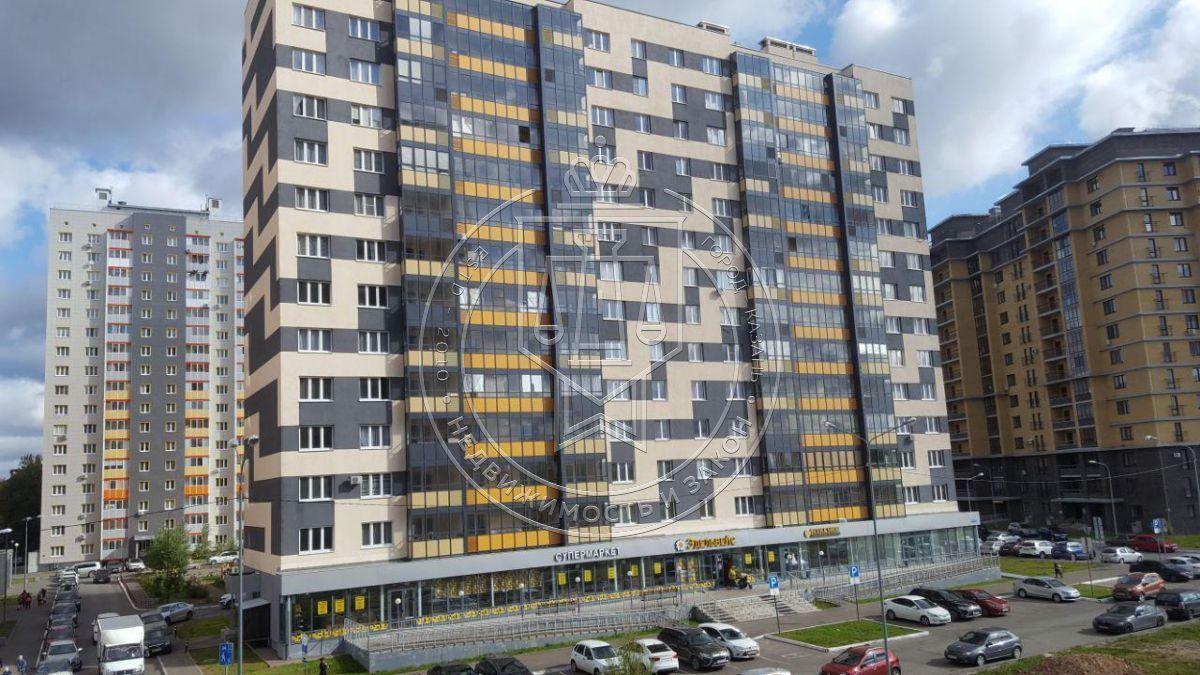 Продажа 3-к квартиры Натана Рахлина ул, 1-14 корп. 3