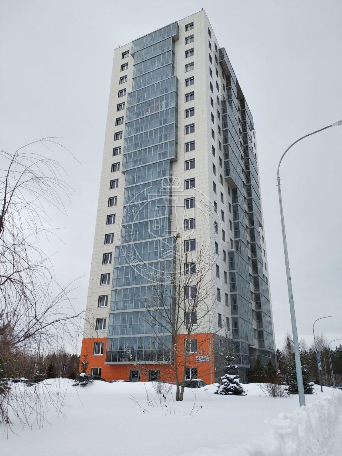 Продажа 2-к квартиры Детский пр-д, строение 1.9.