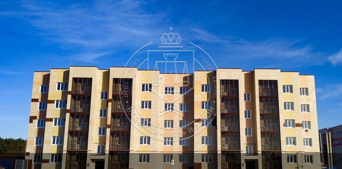 Продажа 1-к квартиры Нефтяников ул, 4