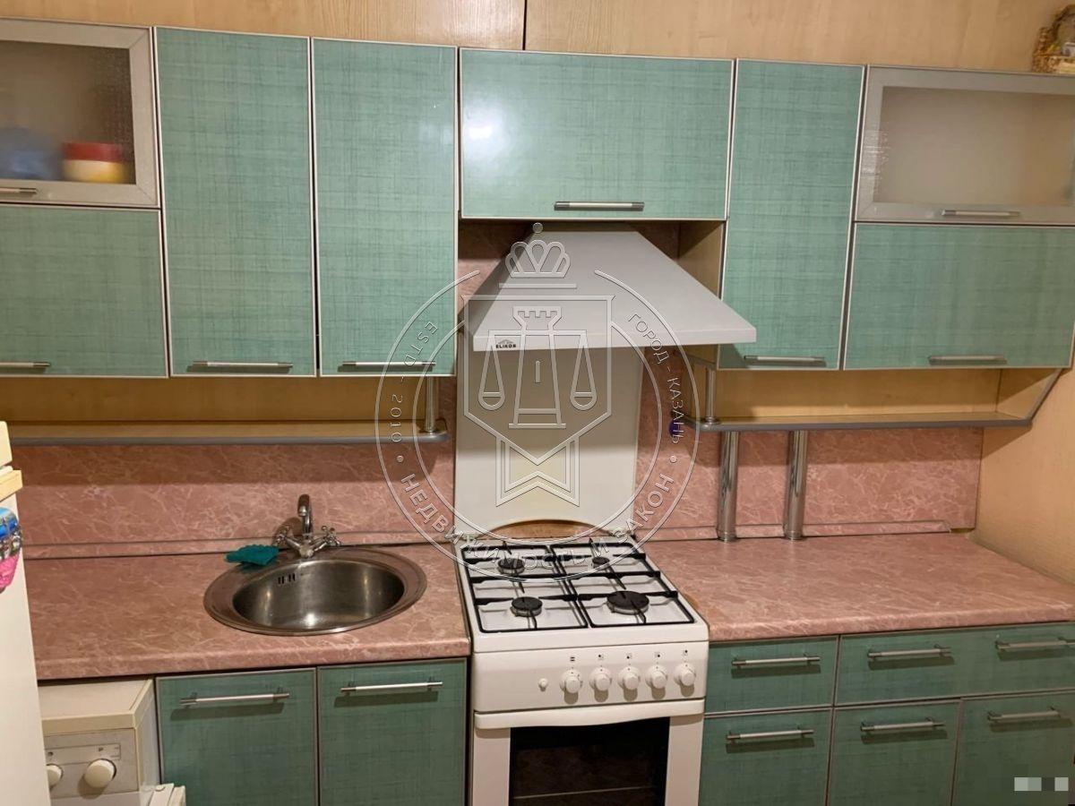 Продажа 1-к квартиры Хусаина Мавлютова ул, 39