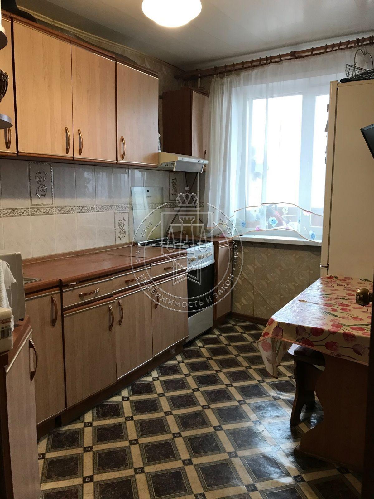 Продажа 3-к квартиры Закиева ул, 9