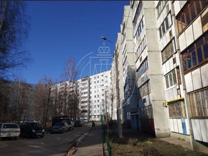 Продажа 1-к квартиры Юлиуса Фучика ул, 52