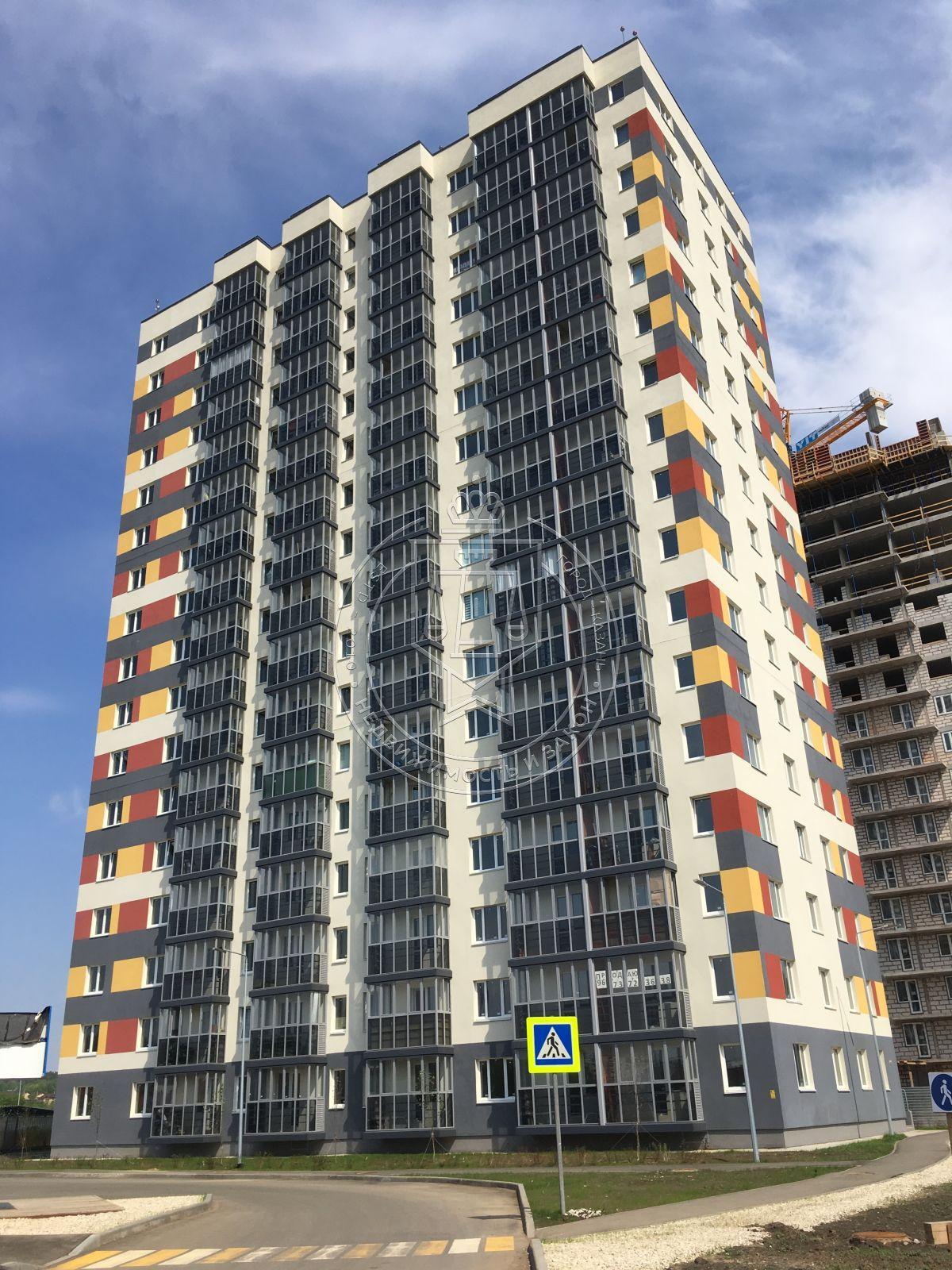 Продажа 1-к квартиры Архитектора Гайнутдинова ул, строение 4014