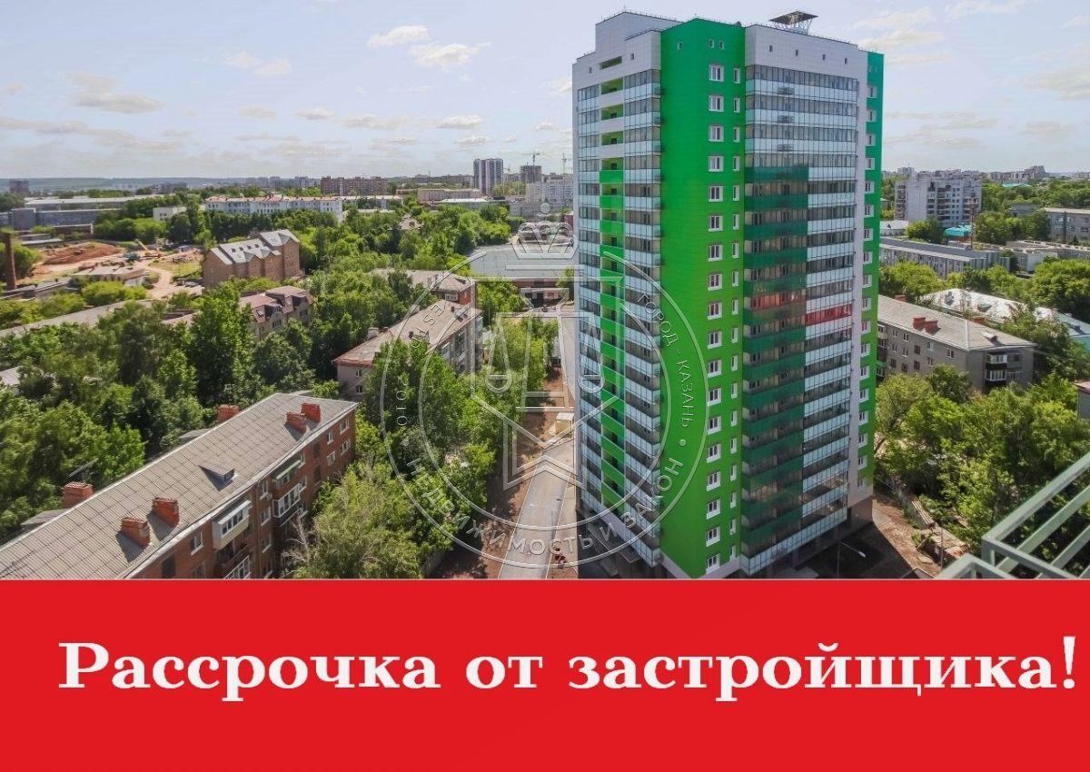 Продажа 3-к квартиры Бари Галеева ул, стр3