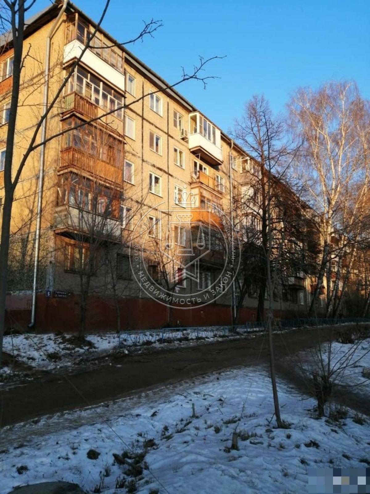Продажа 1-к квартиры Аделя Кутуя ул, 5