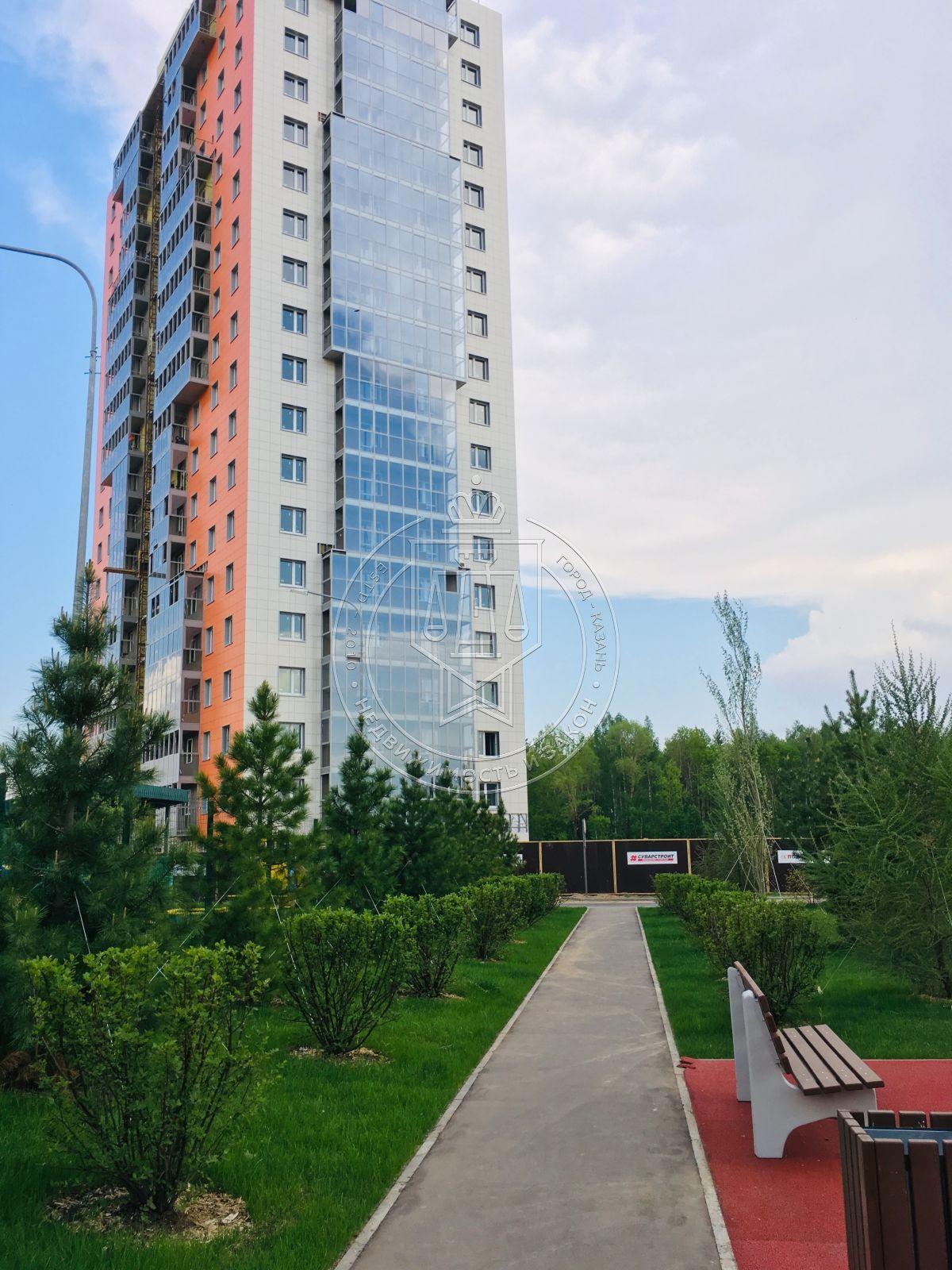 Продажа 2-к квартиры Детский проезд, строение 1.2