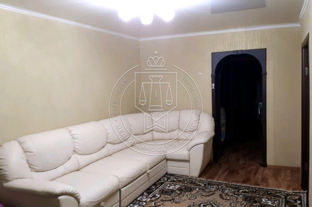 Продажа 3-к квартиры Хади Такташа ул, 75