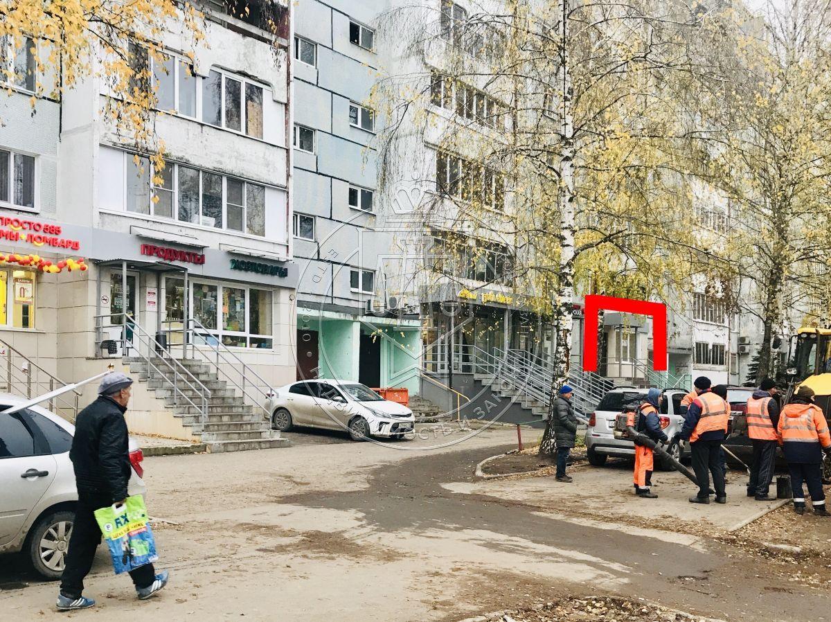 Аренда  помещения свободного назначения Юлиуса Фучика ул, 50