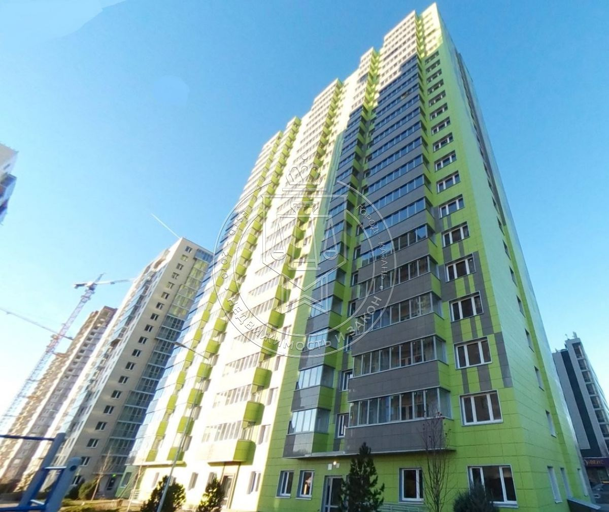 Продажа 2-к квартиры Рауиса Гареева ул, 105\2
