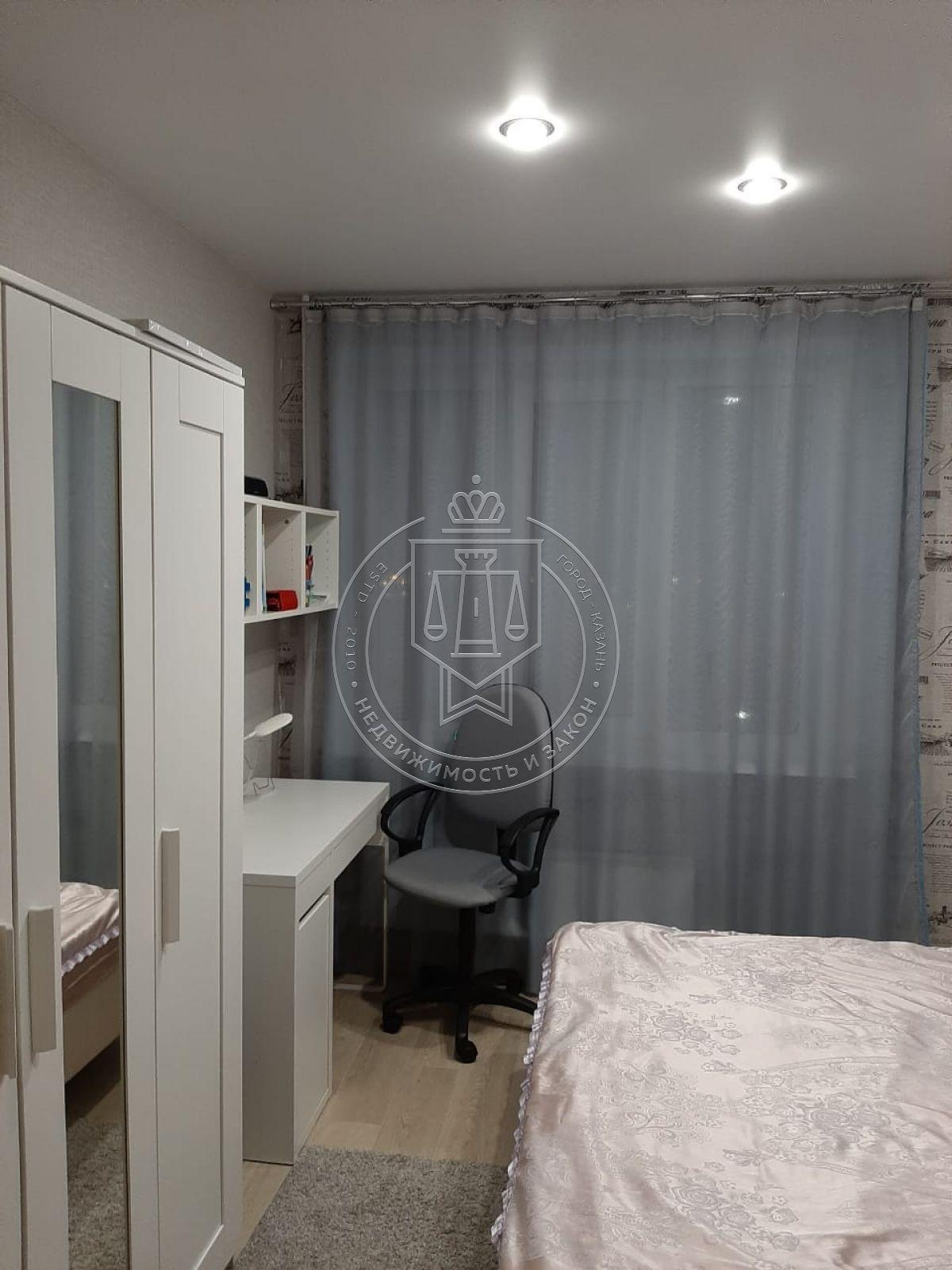 Продажа 2-к квартиры Литвинова ул, 55