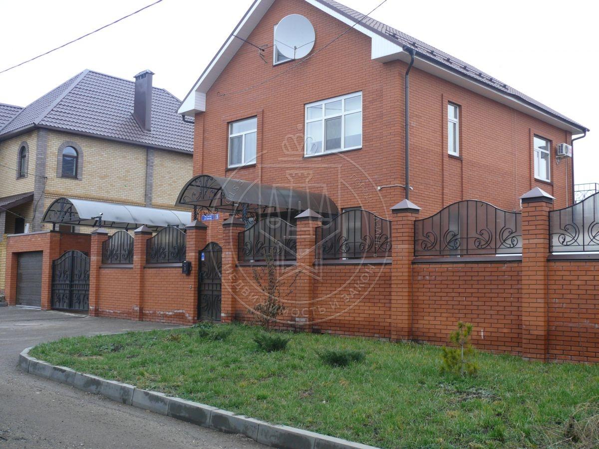 Коттедж, 280 м² на участке 8.5 сот.,п.Царицыно,ул Травная (миниатюра №1)