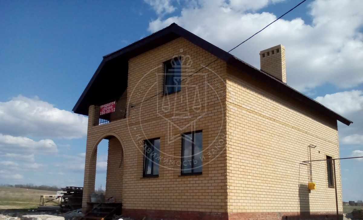 Коттедж 130 м² на участке 4 сот., п.Вознесенское,ул.Камская (миниатюра №1)