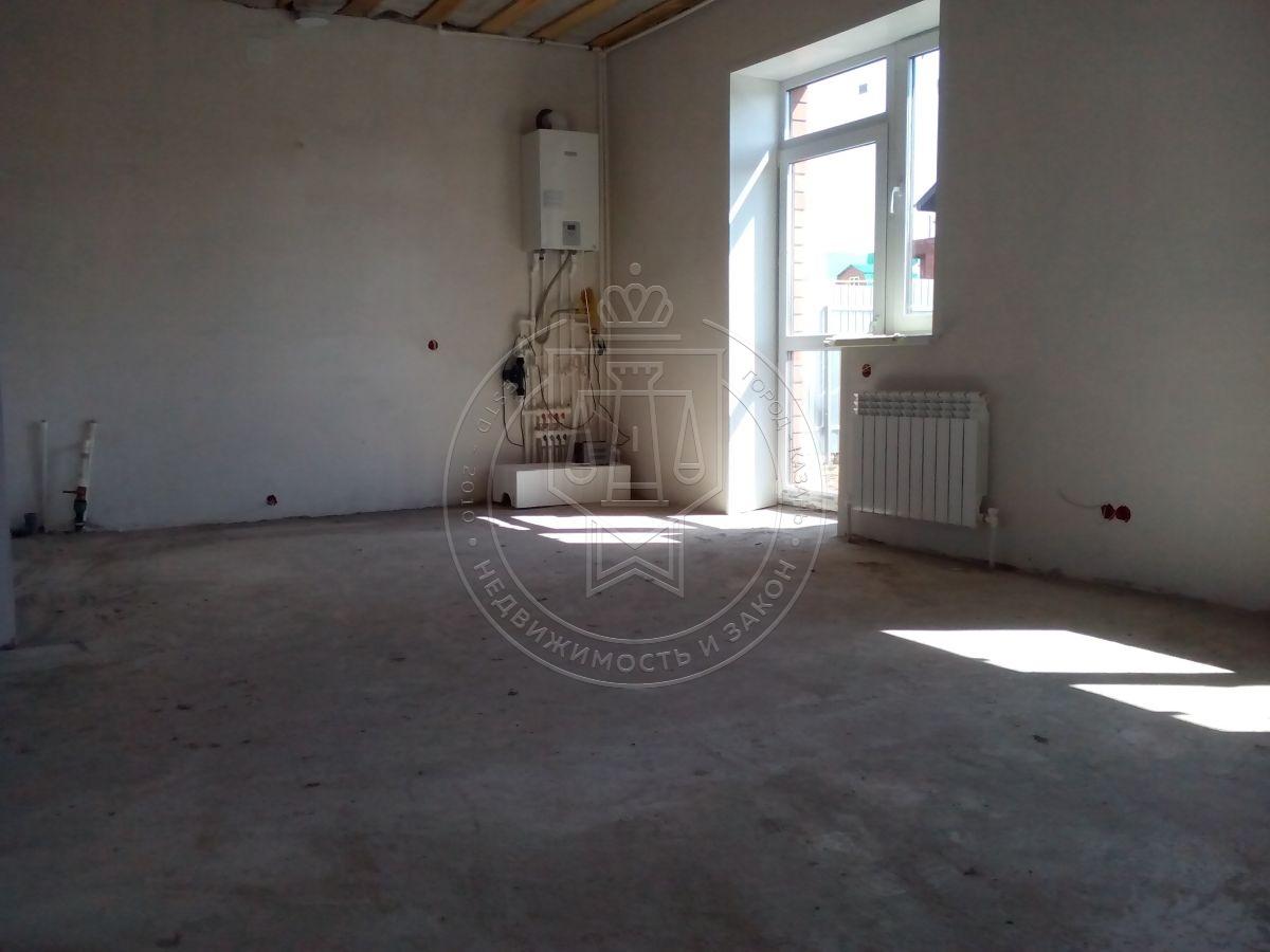 Коттедж 135 м² на участке 4 сот., п.Высокая гора, ул. Калиновая (миниатюра №4)