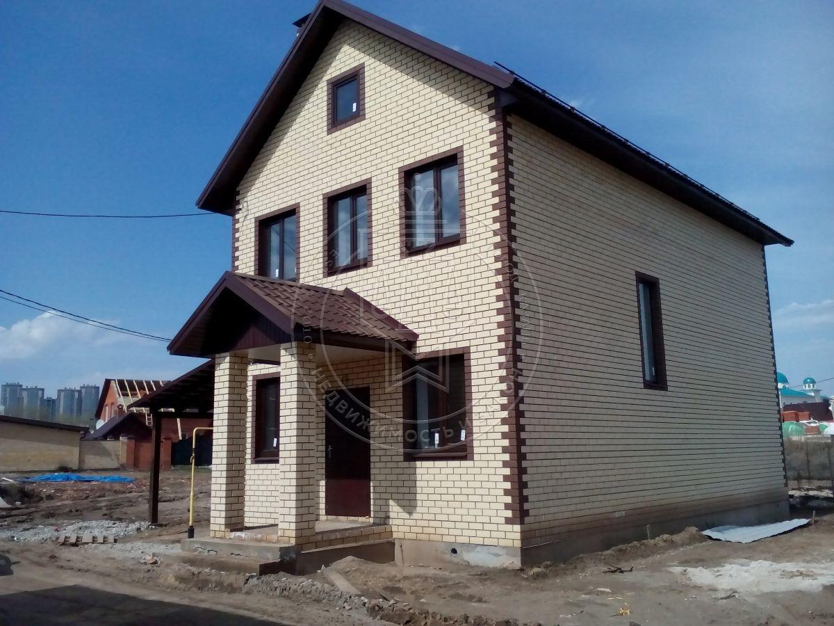 коттедж,п.Вознесенское,ул.Нардуган (миниатюра №1)
