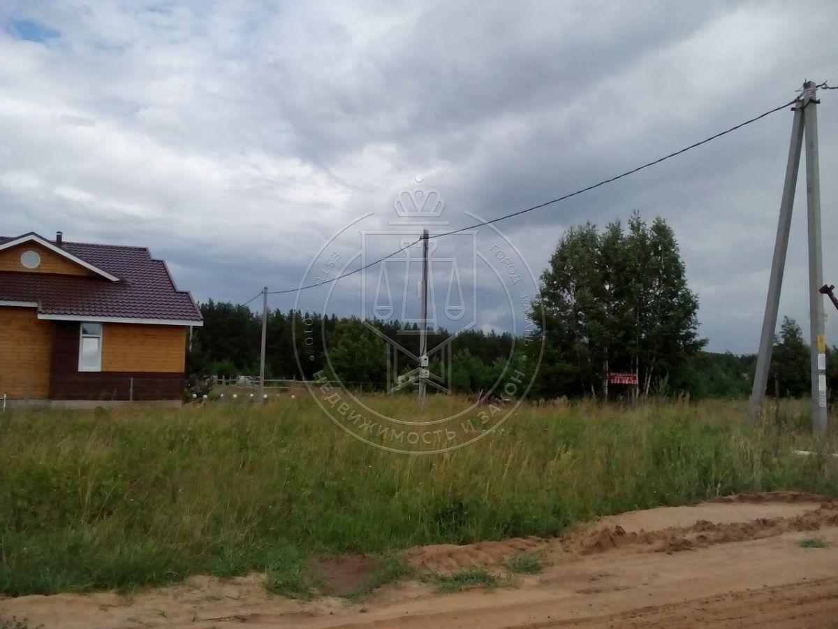 Участок 8 сот. (ИЖС), д.Орел Лаишевский район (миниатюра №1)