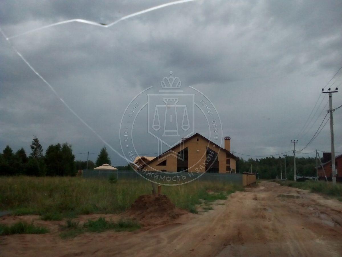 Участок 8 сот. (ИЖС), д.Орел Лаишевский район (миниатюра №2)