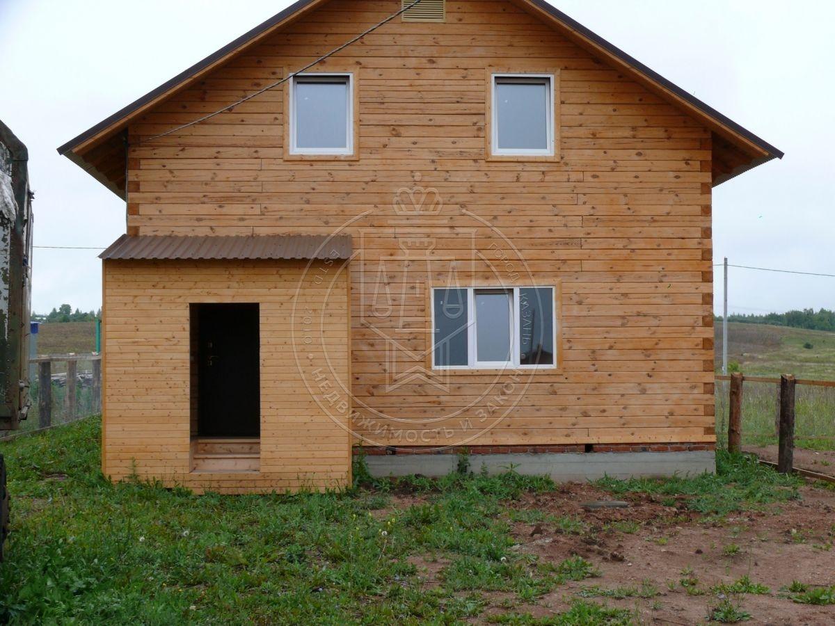 Продажа  дома п. Высокая Гора, ул Новая, 185 м² (миниатюра №1)