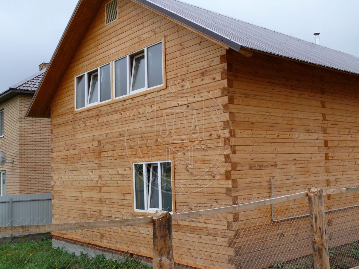 Продажа  дома п. Высокая Гора, ул Новая, 185 м² (миниатюра №2)
