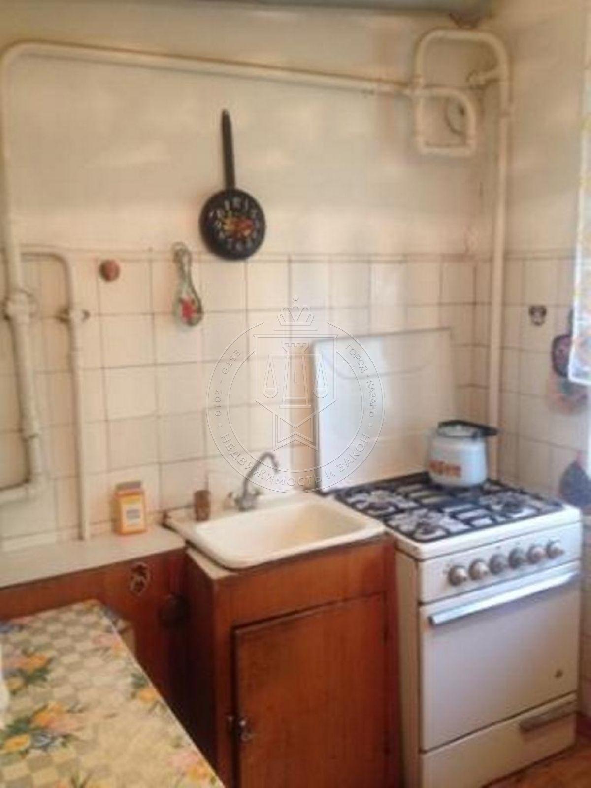 2-к квартира, 45 м², 5/5 эт., Кирпичникова, 10 (миниатюра №2)