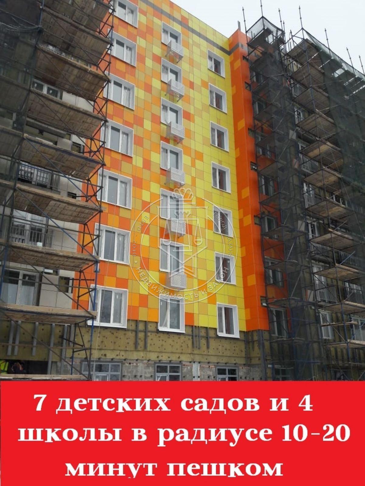 Продажа 1-к квартиры Тэцевская ул, 4б