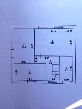 Продажа  дома Заречье, 120 м2  (миниатюра №5)