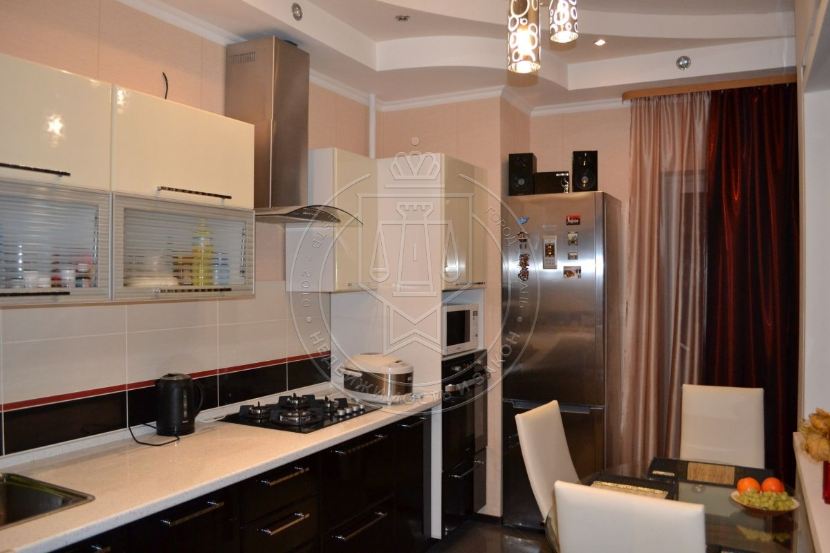 3-к квартира, 89 м², 9/10 эт., Вишневского д.3 (миниатюра №2)