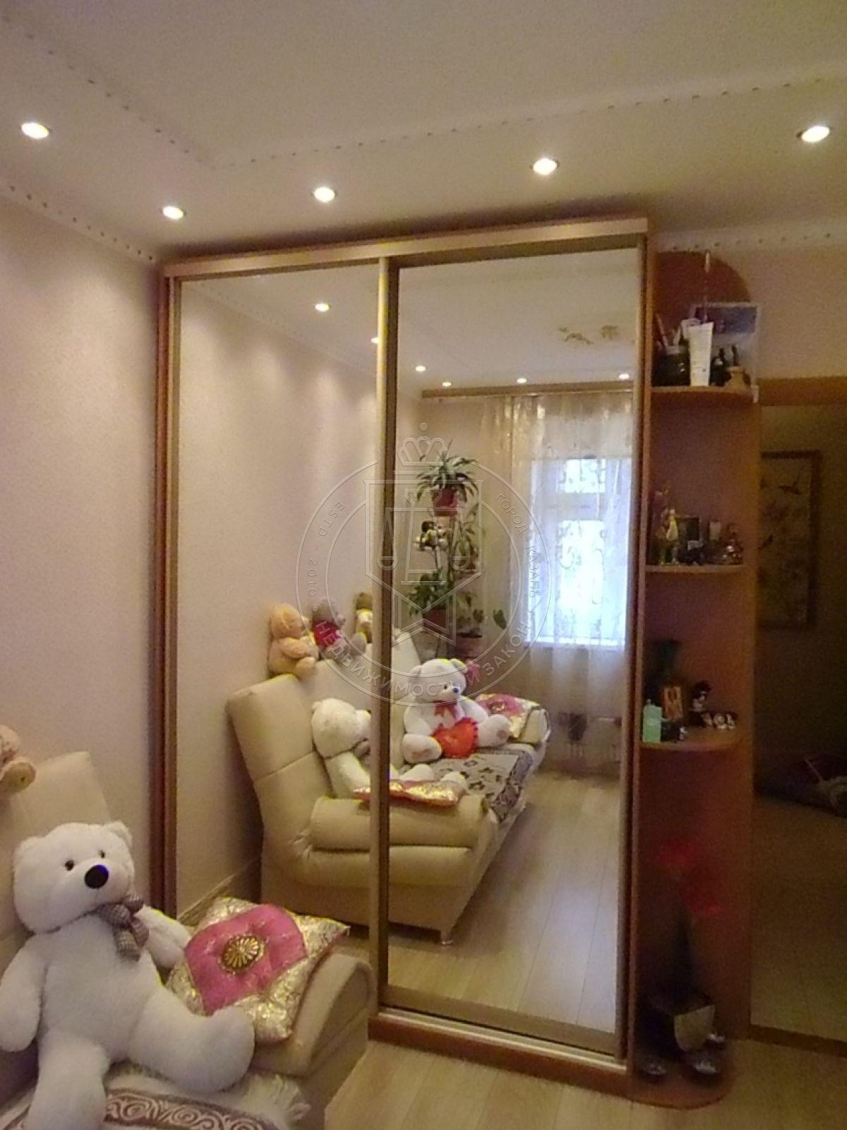 Продажа 2-к квартиры Меридианная ул, 30, 51.2 м² (миниатюра №4)