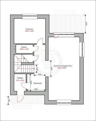 Продажа  дома Владимирская, 150 м² (миниатюра №4)