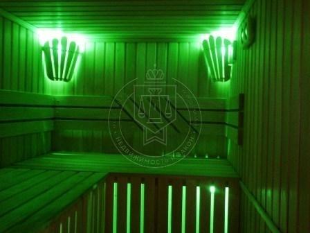 Коттедж, 161 м² на участке 8 сот.,п. Мирный,ул.Кызыл Яр (миниатюра №5)