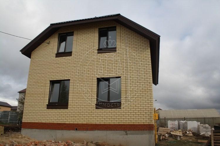 Коттедж 130 м² на участке 5 сот, п.Константиновка,Вишневая (миниатюра №4)