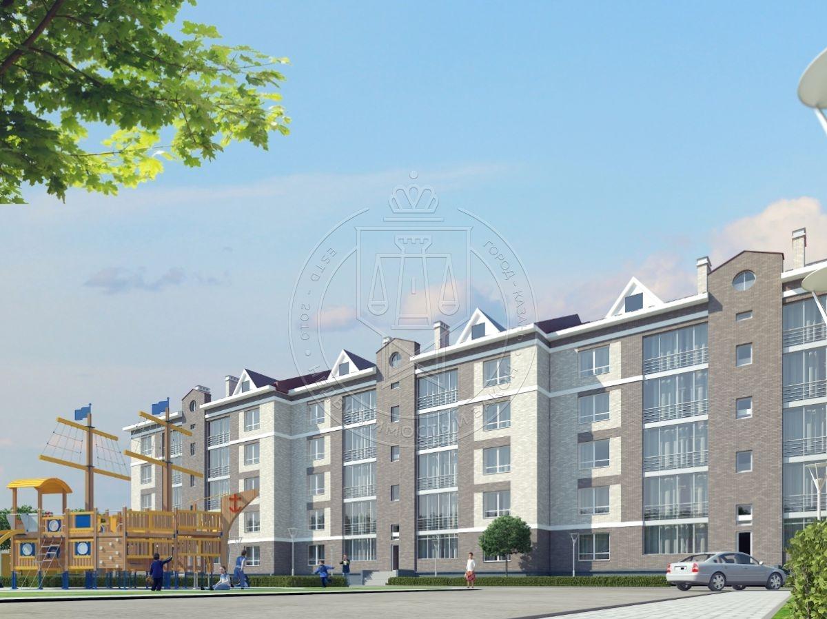 Продажа 4-к квартиры Аракчинская ул, 118 м² (миниатюра №4)