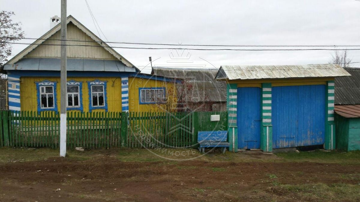 Продажа  дома д. Уют, ул Центральная, Сабинский район, 60 м²  (миниатюра №1)