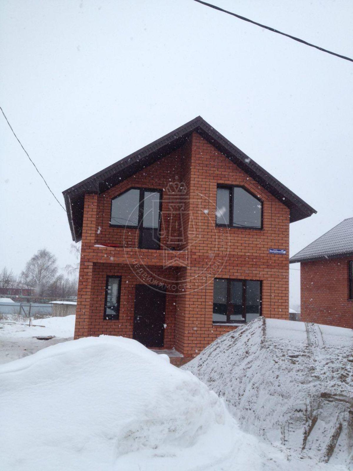 Продажа  дома Молодежная, 120 м² (миниатюра №1)